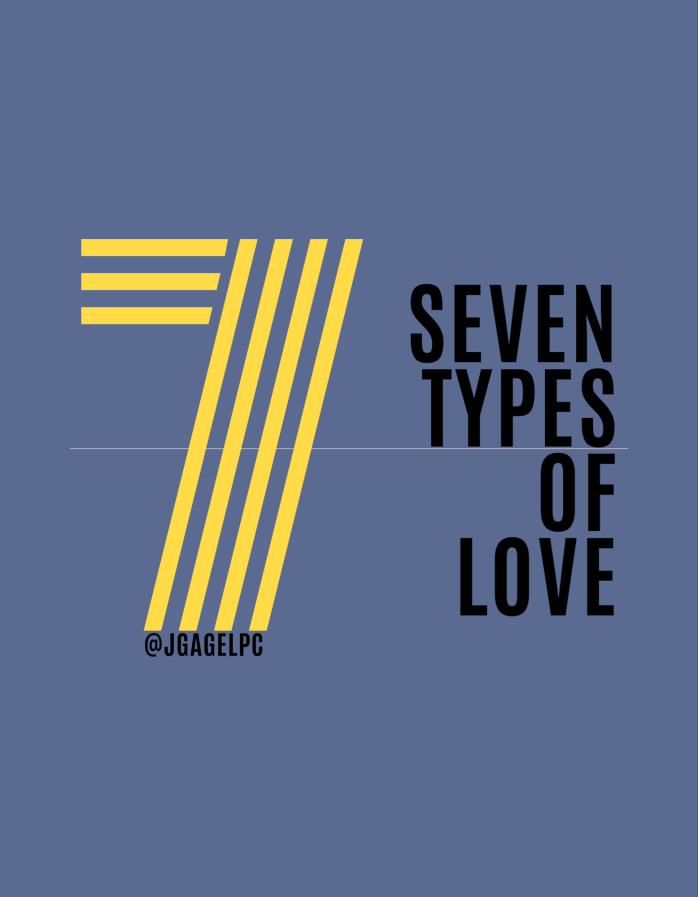 Seven Types of Love